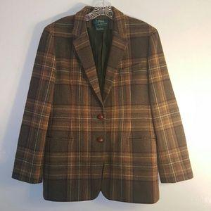 RALPH LAUREN COAT/blazer